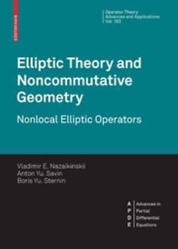 Elliptic Theory and Noncommutative Geometry