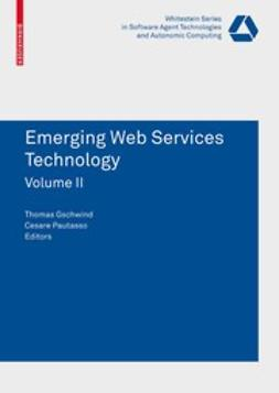 Gschwind, Thomas - Emerging Web Services Technology, Volume II, ebook