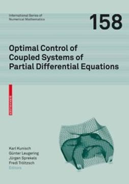 Kunisch, Karl - Optimal Control of Coupled Systems of Partial Differential Equations, ebook
