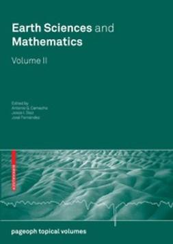 Camacho, Antonio G. - Earth Sciences and Mathematics, ebook
