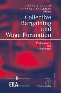 Piekkola, Hannu - Collective Bargaining and Wage Formation, ebook