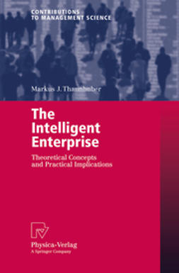 Thannhuber, Markus J. - The Intelligent Enterprise, ebook