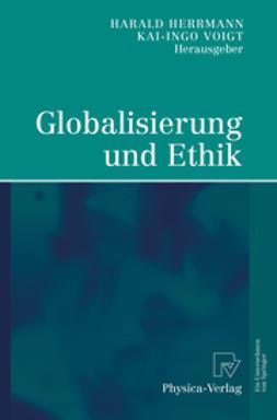 Herrmann, Harald - Globalisierung und Ethik, ebook