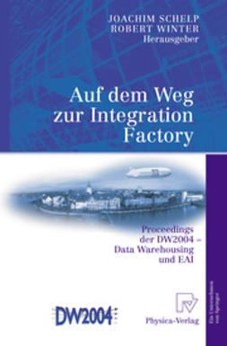 Schelp, Joachim - Auf dem Weg zur Integration Factory, ebook