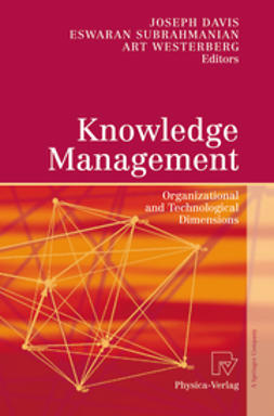 Davis, Joseph - Knowledge Management, ebook