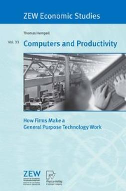Hempell, Thomas - Computers and Productivity, ebook