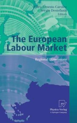 Caroleo, Floro Ernesto - The European Labour Market, ebook