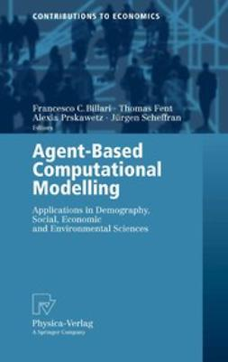 Billari, Francesco C. - Agent-Based Computational Modelling, ebook