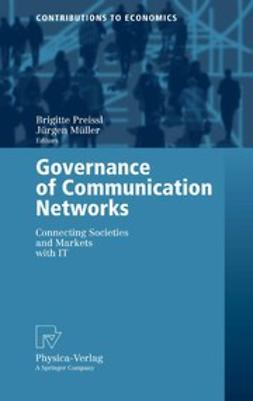 Müller, Jürgen - Governance of Communication Networks, ebook