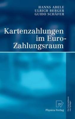 Abele, Hanns - Kartenzahlungen im Euro-Zahlungsraum, ebook