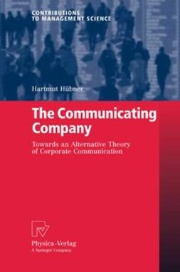 Hübner, Hartmut - The Communicating Company, ebook