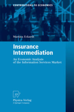 Eckardt, Martina - Insurance Intermediation, ebook