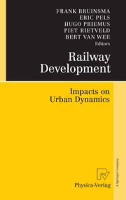 Bruinsma, Frank - Railway Development, ebook