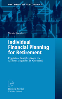 Brunhart, Nicole - Individual Financial Planning for Retirement, ebook