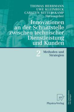 Herrmann, Thomas A. - Innovationen an der Schnittstelle zwischen technischer Dienstleistung und Kunden 2, ebook