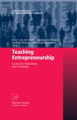 Blaauw, Gerben - Teaching Entrepreneurship, ebook
