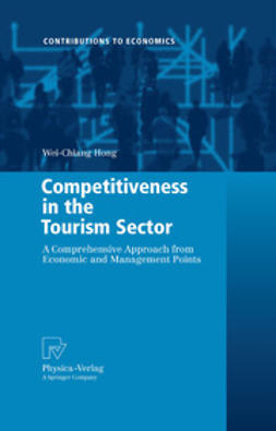 Hong, Wei-Chiang - Competitiveness in the Tourism Sector, ebook