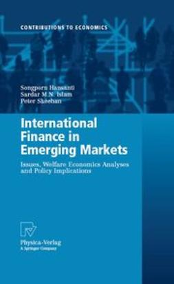Hansanti, Songporn - International Finance in Emerging Markets, ebook