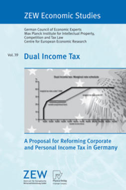 Council, of Economic Experts German - Dual Income Tax, ebook