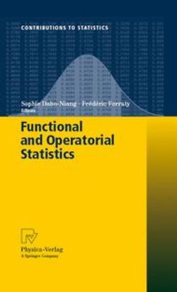 Dabo-Niang, Sophie - Functional and Operatorial Statistics, ebook