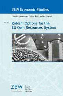 Heinemann, Friedrich - Reform Options for the EU Own Resources System, ebook