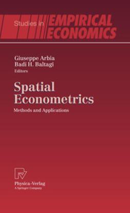 Arbia, Giuseppe - Spatial Econometrics, ebook