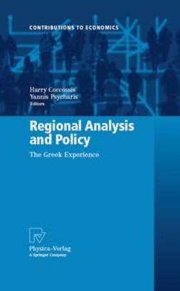 Coccossis, Harry - Regional Analysis and Policy, ebook