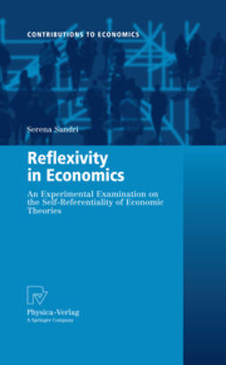 Sandri, Serena - Reflexivity in Economics, ebook