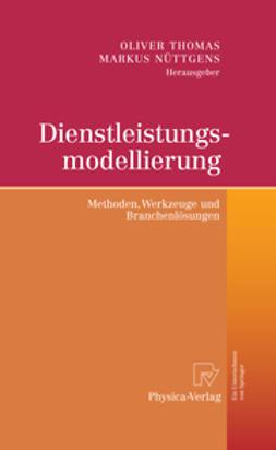 Nüttgens, Markus - Dienstleistungsmodellierung, ebook