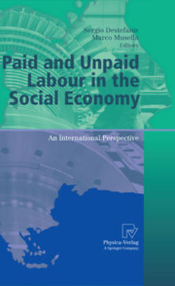 Musella, Marco  - Paid and Unpaid Labour in the Social Economy, ebook