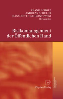 Scholz, Frank - Risikomanagement der Öffentlichen Hand, ebook