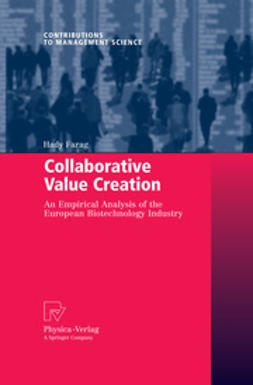 Farag, Hady - Collaborative Value Creation, ebook