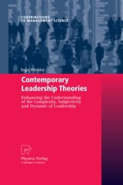 Winkler, Ingo - Contemporary Leadership Theories, ebook
