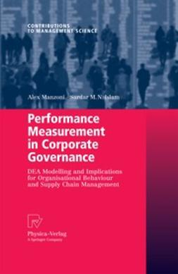 Islam, Sardar M. N. - Performance Measurement in Corporate Governance, e-kirja