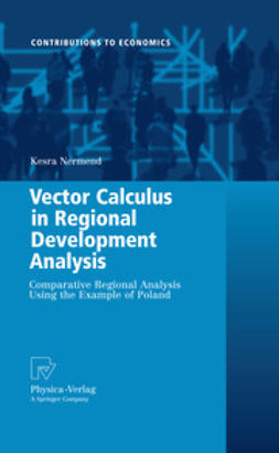 Nermend, Kesra - Vector Calculus in Regional Development Analysis, ebook