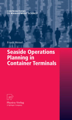 Meisel, Frank - Seaside Operations Planning in Container Terminals, ebook