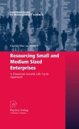 Bhaird, Ciarán Mac an - Resourcing Small and Medium Sized Enterprises, e-bok
