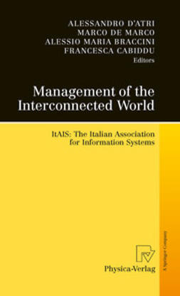 D'Atri, Alessandro - Management of the Interconnected World, ebook