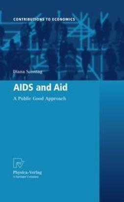 Sonntag, Diana - AIDS and Aid, ebook