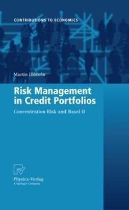 Hibbeln, Martin - Risk Management in Credit Portfolios, ebook