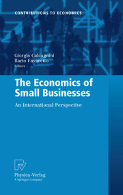 Calcagnini, Giorgio - The Economics of Small Businesses, ebook