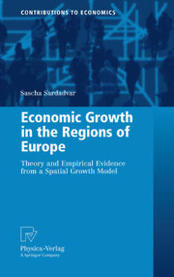 Sardadvar, Sascha - Economic Growth in the Regions of Europe, ebook