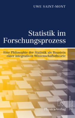 Saint-Mont, Uwe - Statistik im Forschungsprozess, ebook