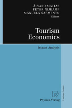 Matias, Álvaro - Tourism Economics, ebook