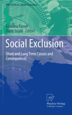 Parodi, Giuliana - Social Exclusion, ebook