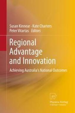 Kinnear, Susan - Regional Advantage and Innovation, ebook