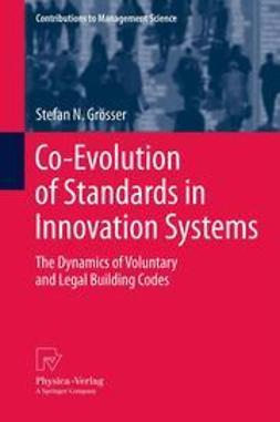 Grösser, Stefan N. - Co-Evolution of Standards in Innovation Systems, ebook