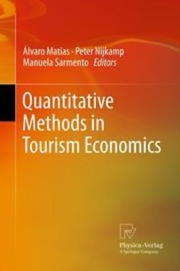 Matias, Álvaro - Quantitative Methods in Tourism Economics, ebook