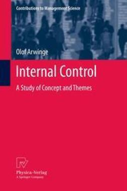 Arwinge, Olof - Internal Control, ebook