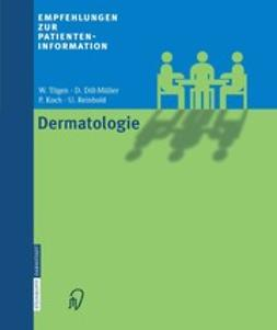 Dill-Müller, Dorothee - Empfehlungen zur Patienteninformation: Dermatologie, ebook